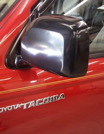 Ceramic Coating Job on Toyota Truck 6