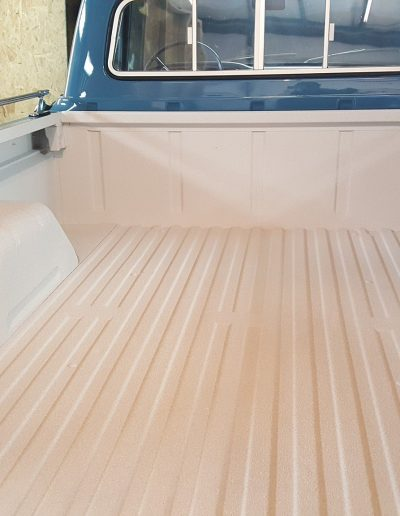 Colored Spray Bedliner 1