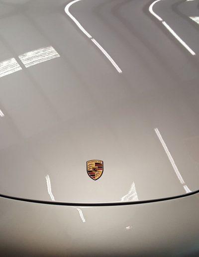 Ceramic Coating on Porsche2
