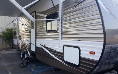 Camper Detailing in Denver, NC