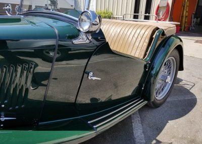 Ceramic Coating on Classic Car
